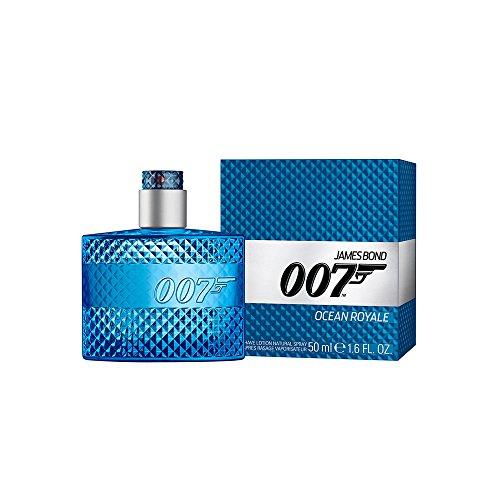 James-bond-aftershave (James Bond 007 Ocean Royale After Shave Lotion Natural Spray, 50 ml)