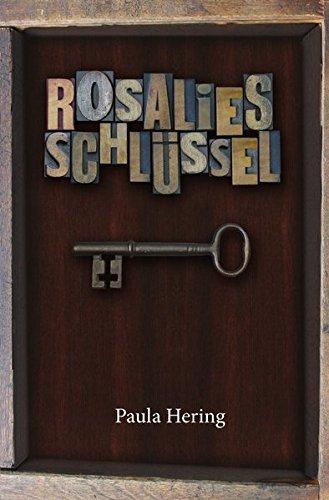 Buchseite und Rezensionen zu 'Rosalies Schlüssel' von Paula Hering