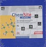 ChemSite für Windows, 2 DiskettenDer Molekül-Baukasten für Chemieunterricht. Für Windows 3.x oder 95. Für d. Sek.II