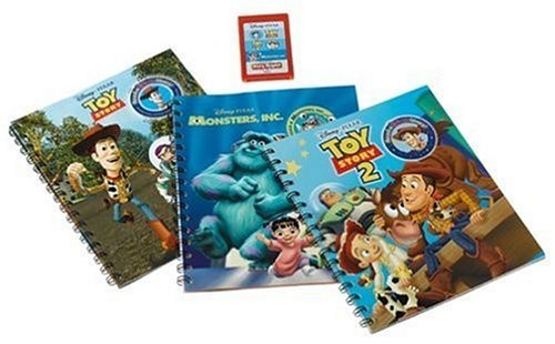 Story Reader Pixar 3 Pack Monsters Inc/Toy Story/Toy Story 2 by Publication International (Story-reader Toy Story 3)