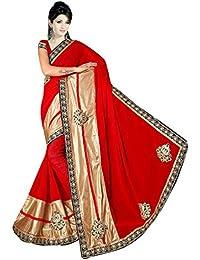 Karishma Women's Marble Saree,K004_Multicoloured_Freesize