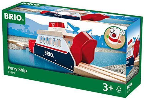 BRIO World 33569 Light & Sound Fähre