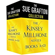 The Sue Grafton Collection: The Kinsey Millhone Novels (Books A-O)