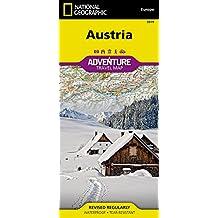 Austria adv. ng wp (Adventuremaps) (National Geographic Adventure Travel Maps)