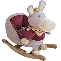 Baby Animal Rocker Rocking Toy Donkey Darling