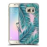 Offizielle Mark Ashkenazi Palme Banana Leben Soft Gel Hülle für Samsung Galaxy S7 edge