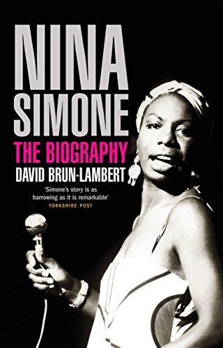 Heritage White Plate (Nina Simone: The Biography)