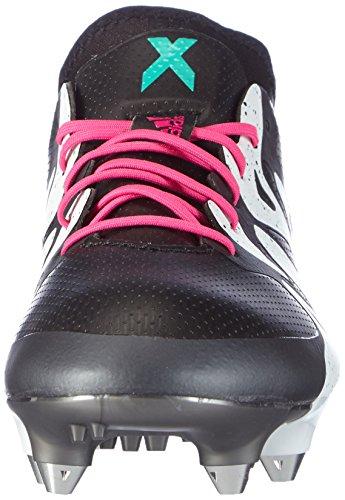 adidas Herren X 15.1 Sg Fußballschuhe Schwarz (Core Black/Shock Mint S16/Ftwr White)