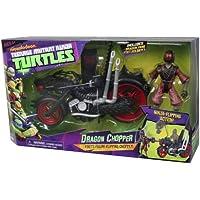 PlayMates 14094003 Tartarughe Ninja Dragon Chopper (Moto Chopper)