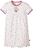 Schiesser Mädchen Nachthemd Sleepshirt 1/2145866, Gr. 104, Weiß (weiss 100)