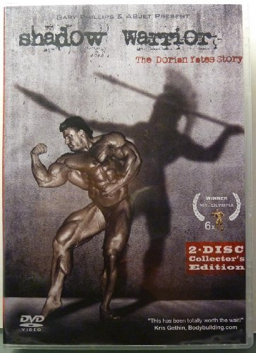 Bild von Shadow Warrior - The Dorian Yates Story - 2-Disc Collector's Edition