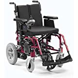 Drive medical - Silla de ruedas eléctrica Energi – PCA20RED - Rojo