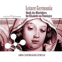 Letare Germania, 1 Audio-CD (edition chrismon)