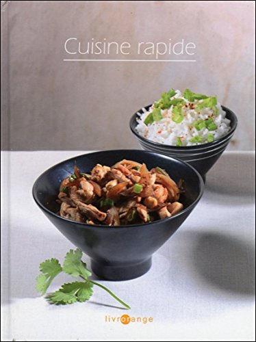 Cuisine rapide - Livrorange