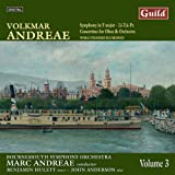 Volkmar Andreae - Symphony, Songs, Concertino