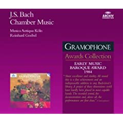 Bach: Chamber Music (5 CDs)