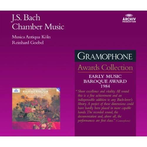 J.S. Bach: Sonata No.2 In E Flat Major, BWV 1031 - 1. Allegro moderato