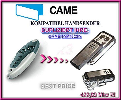Came TOP432sa compatibile handsender, cloni Fernbedienung, 4canali 433,92MHz Fixed Code. Top qualità kopiergeraet.