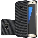 Nillkin® Carbon Samsung Galaxy S7 Edge Case, Fingerabdruck