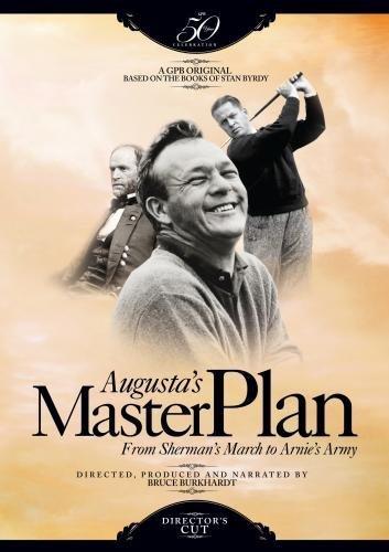 Preisvergleich Produktbild Augusta's Master Plan: From Sherman's March to Arnie's Army-Director's Cut