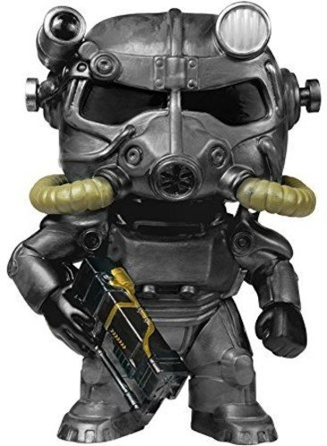 fallout 4 figur FunKo 5851 Pop! Vinylfigur: Fallout: Power Armor (Brotherhood of Steel)