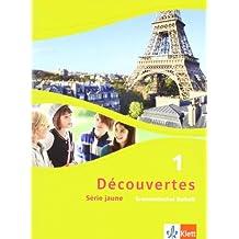 Découvertes / Série jaune (ab Klasse 6): Découvertes / Grammatisches Beiheft: Série jaune (ab Klasse 6)
