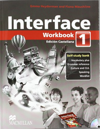 INTERFACE 1 Wb Pk Cast - 9780230407893 por E. Heyderman
