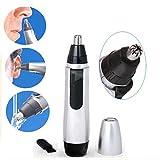 Bluelover Elektrisches Wasserdichtes Nasen-Ohr-Haarentfernungs-Werkzeug-Trimmer