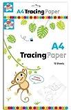 Kinder Kinder A4 Verfolgung Papier 15 Blatt Kunst Handwerk Schule
