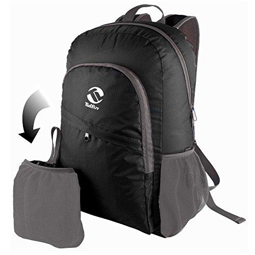 tuff-luv-wasserabweisend-faltbarer-sport-go-easy-travel-rucksack-schwarz