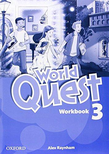 World Quest 3. Workbook