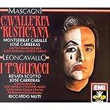 Leoncavallo: I Pagliacci/Mascagni: Cavalleria Rusticana (Gesamtaufnahme(ital.))