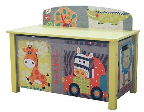 Liberty House Juguetes tf4820Kid Safari gran caja de juguete