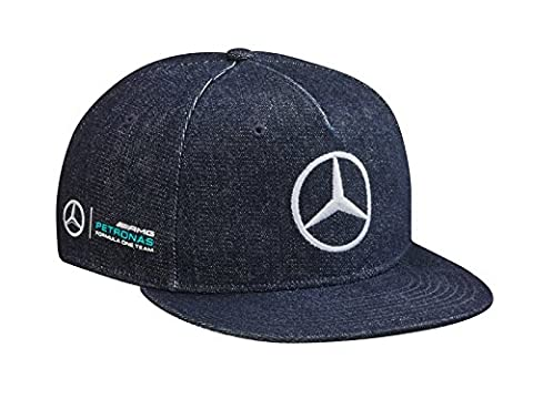 Mercedes-Benz Cap Hamilton Special Edition Great Britain 2017 Flat Brim