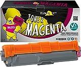 Yellow Yeti TN245M TN246M (2200 Seiten) Magenta Premium Toner kompatibel für Brother HL-3140CW HL-3150CDW HL-3170CDW DCP-9015CDW DCP-9020CDW MFC-9140CDN MFC-9330CDW MFC-9340CDW MFC-9342CDW MFC-9332CDW MFC-9142CDN MFC-9130CW DCP-9022CDW DCP-9017CDW HL-3172CDW HL-3152CDW HL-3142CW [3 Jahre Garantie]