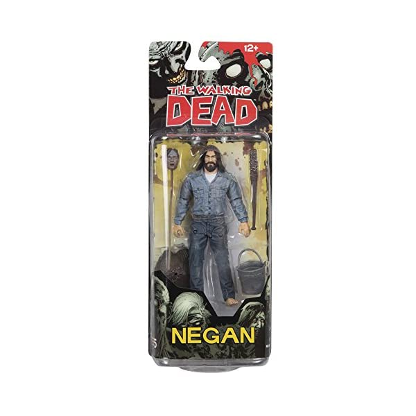 McFarlane Toys The Walking Dead Comic Series 5 Negan Action Figure by Unknown 2