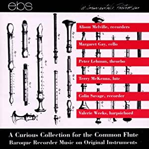 A Curious Collection For The Common Flute