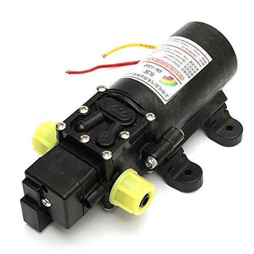 12V High Power Elektro Auto Membran Wasser Pumpe 5L/min 100PSI Druck Schalter - 100 Psi Pumpe