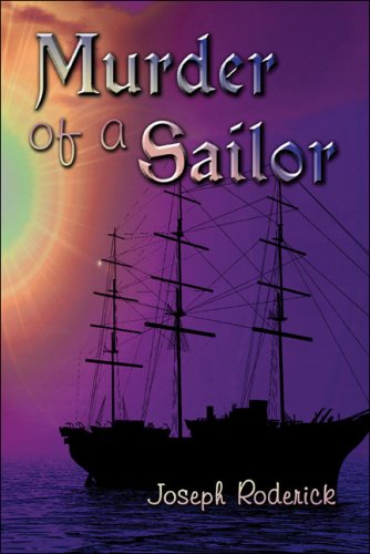 Murder of a Sailor Cover Image