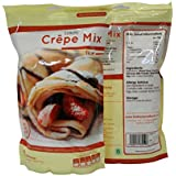 Luxury Crepe Mix - 1kg - Crepe Mixture Perfect for Crepe Makers