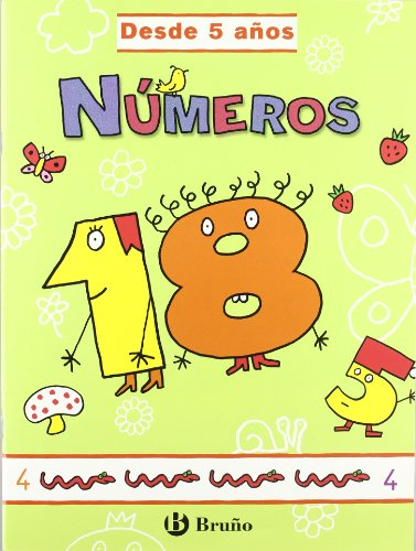 Números (gran cuaderno) (Castellano - Material Complementario - Grandes Cuadernos) - 9788421654200