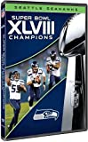 Seattle Seahawks Super Bowl XLVIII Champions 2014 NFL DVD [US IMPORT]