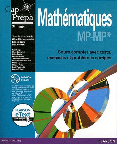Mathématiques MP-MP* (Inclus eText)