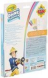 Crayola - Color Wonder - Feuerwehrmann Sam Test