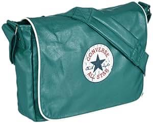 Converse Umhängetasche Vintage Patch PU Flapbag 11.5 Liter Grün (Medium Green) 99301B-32