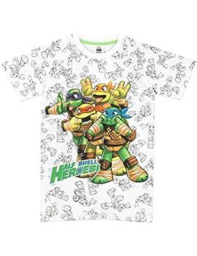 Teenage Mutant Ninja Turtles Camiseta para Niño - Las Tortugas Ninja