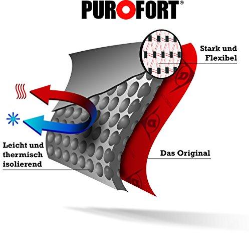 Dunlop Purofort + Rig Air S5CI SRA 0580Bottes en caoutchouc/Sécurité Bottes avec doublure Marron