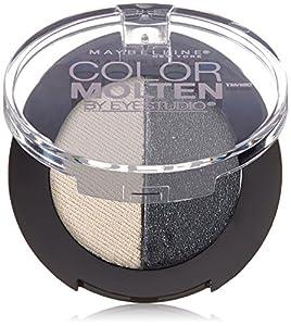Maybelline New York Eye Studio Color Molten Cream Eye Shadow - Midnight Morph