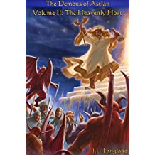 The Heavenly Host (Demons of Astlan Book 2) (English Edition)