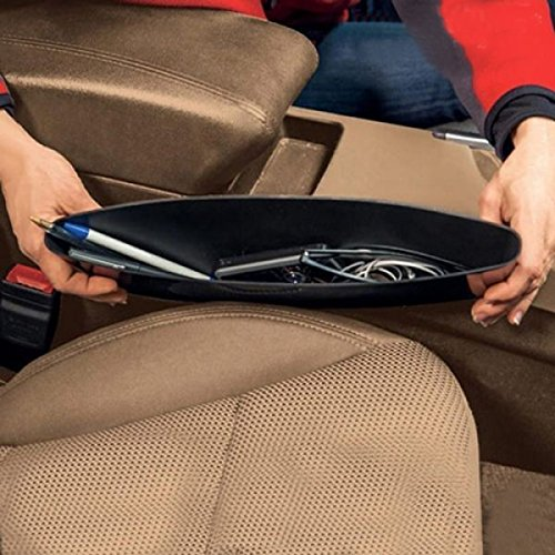 Preisvergleich Produktbild Auto Seiten-Schlitz-Taschen Auto Organizer Sitzablage Ablagefach (2-er Set) Utensilientasche für jedes Auto